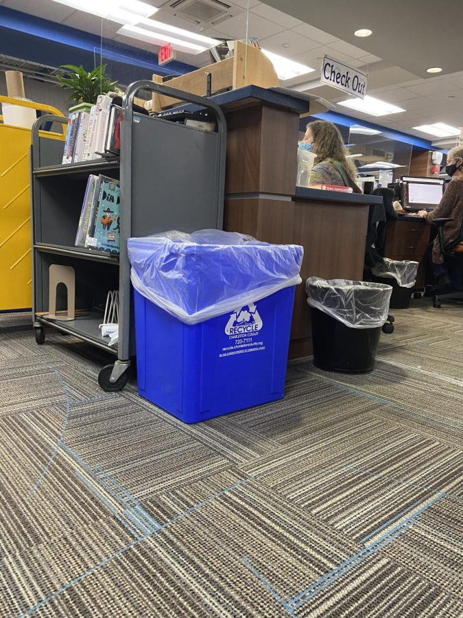 Re-use or Lose: Recycling Efforts at JICHS