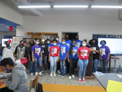 JI Honors Black History Month with Gallery Walk