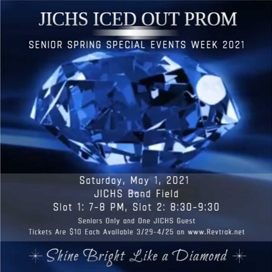 Senior Prom to be Held May 1